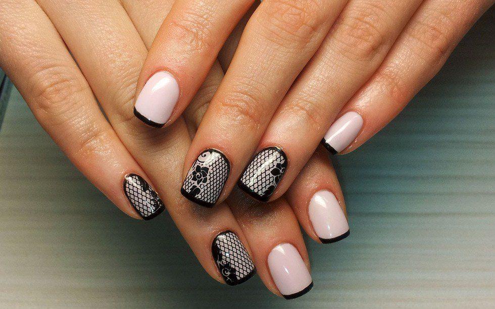 Новинки дизайна ногтей шеллак