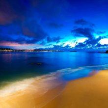 Картинки красивые ночь (35 фото)
