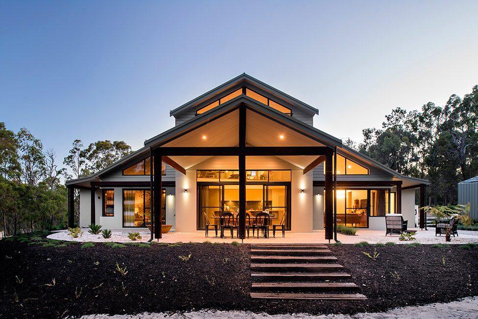 красивый фото дома