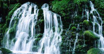 Картинки красивые водопады (35 фото)