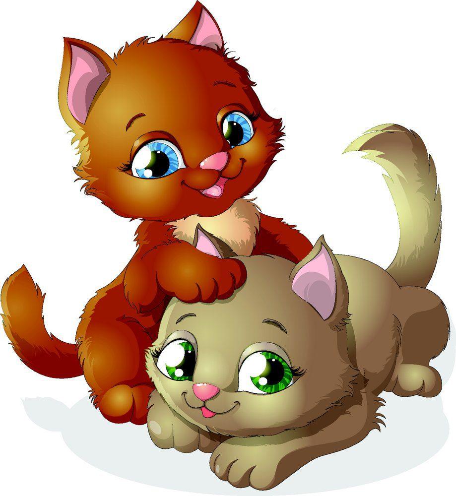 Картинки животных для детей нарисованные цветные
