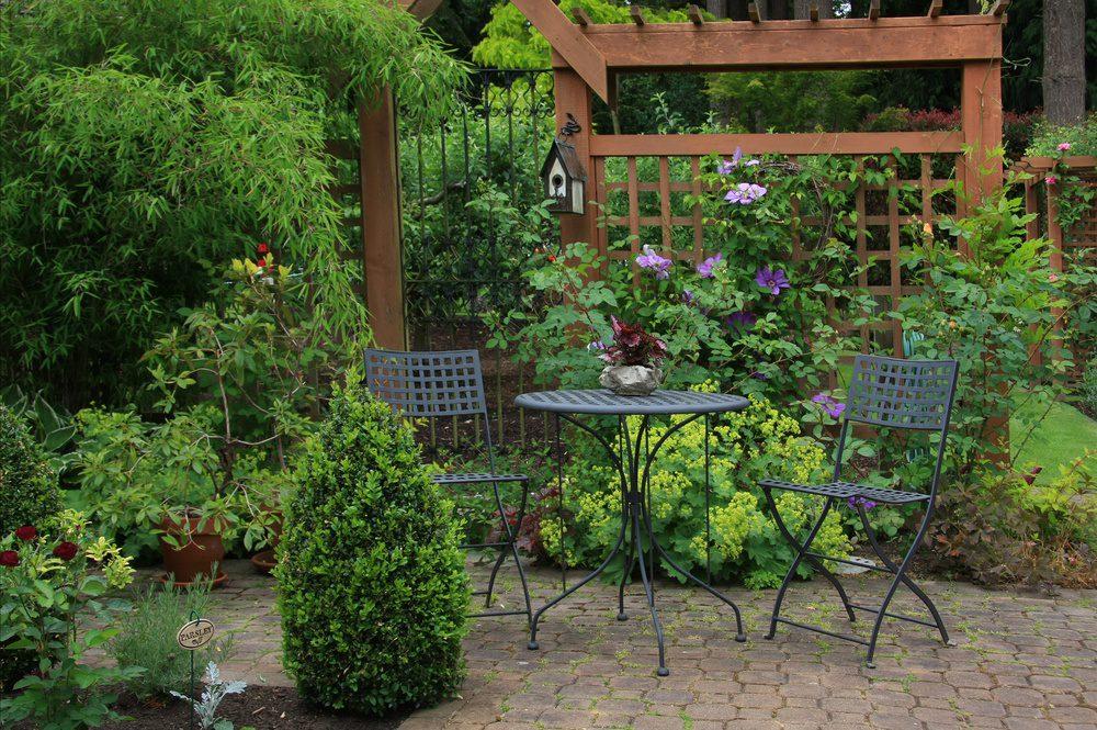 Сад своими руками на даче фото 235