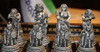 Картинки красивые шахматы (36 фото)