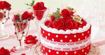 Картинки красивые торты (35 фото)
