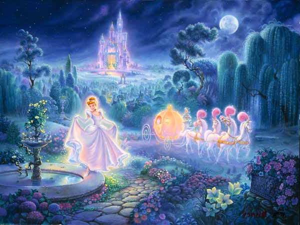 Замок красивый картинки
