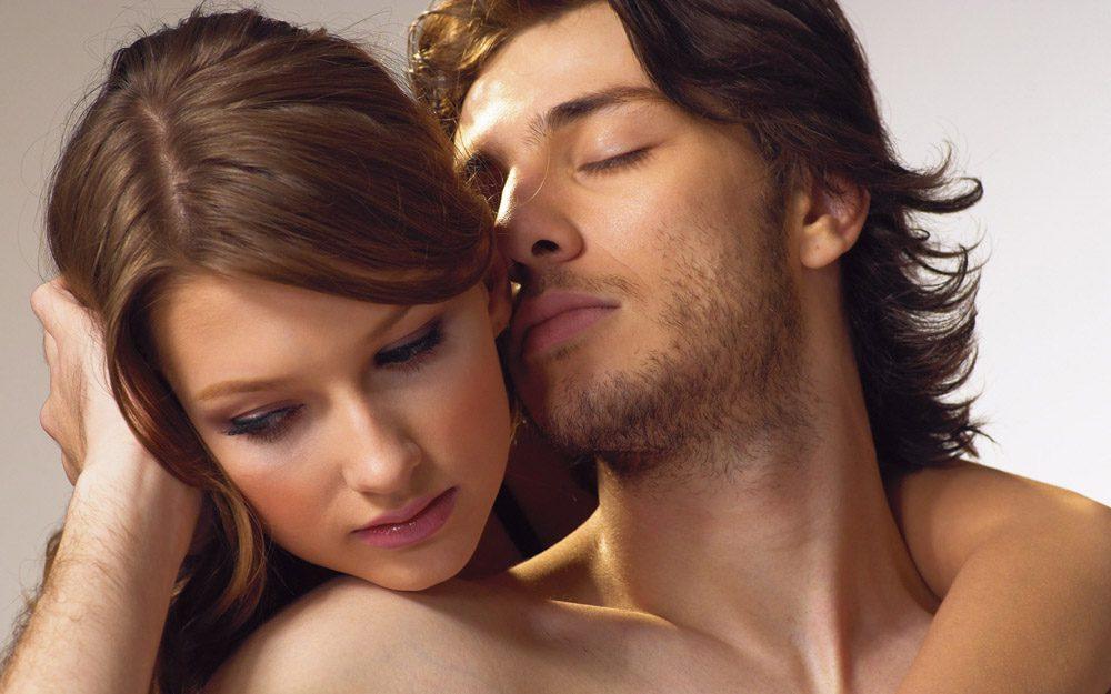 Любовь парень и девушка