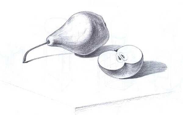 Яблоко груша фото