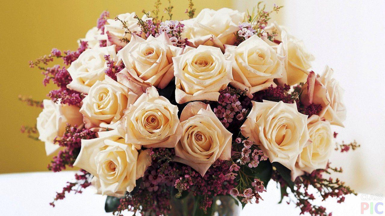 Стихи к подарку цветы букет цветов