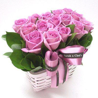 Очень красивые букеты цветов фото розы