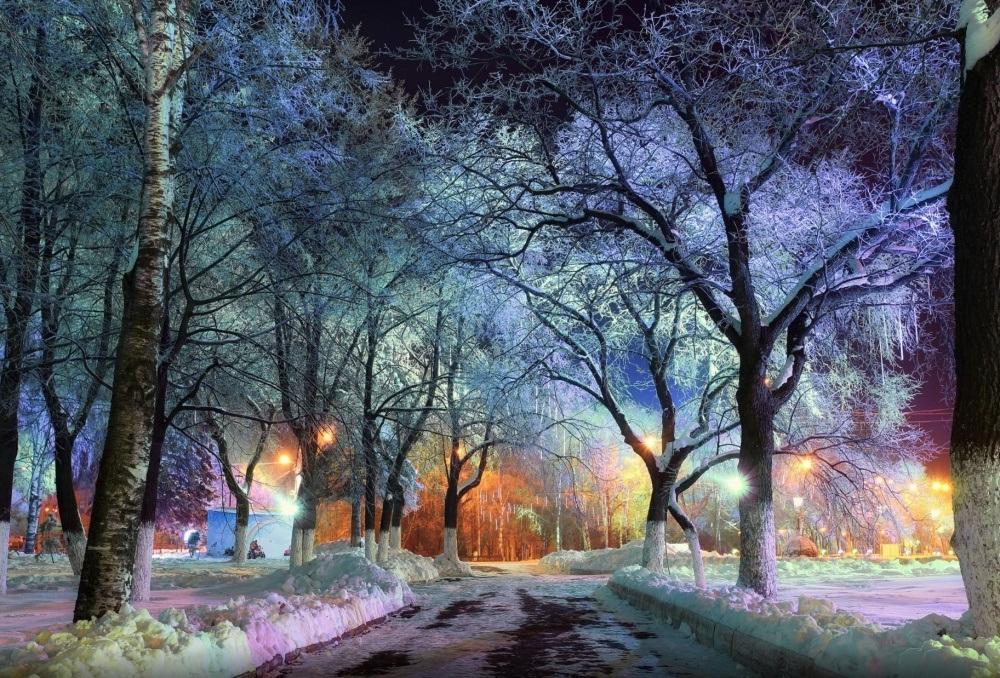 Картинки Зима  mirpozitivaru