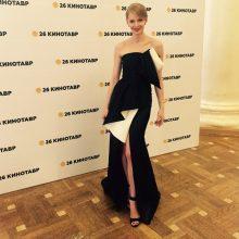 Шикарные платья Светланы Ходченковой (36 фото)