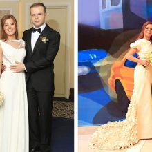 Шикарные платья Юлии Савичевой (27 фото)