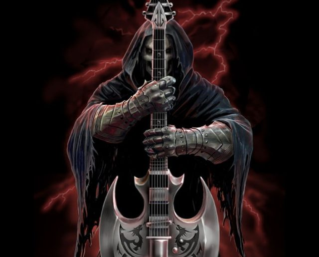 Картинка музыка рок