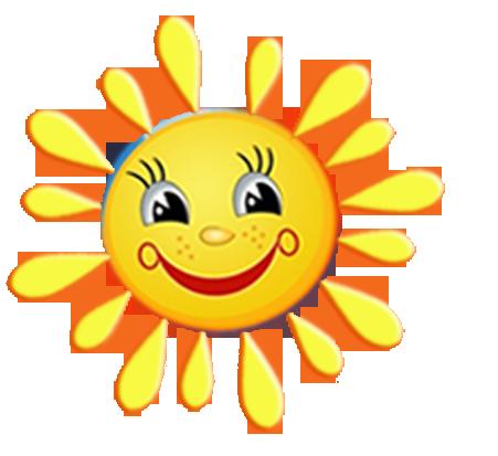 рисунок солнышко и зайчики