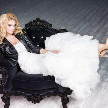 Шикарные платья Татьяны Котовой (21 фото)