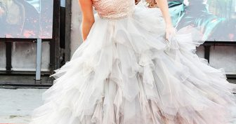 Шикарные платья Эммы Уотсон (35 фото)