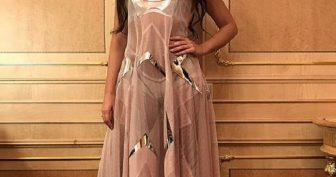 Шикарные платья Нюши (30 фото)