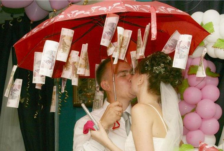 Подарок на свадьбу от друга невесты 16