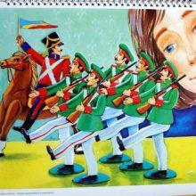 Картинки «Марш деревянных солдатиков» (12 фото)