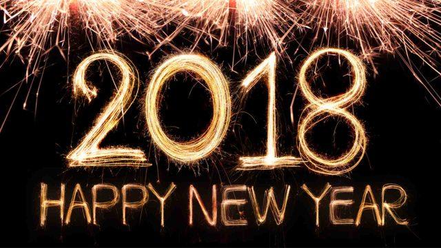 Открытка с новым годом 2017 девушки