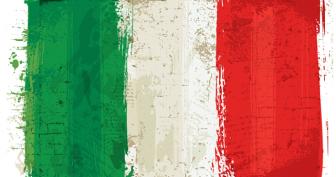 Картинки флаг Италии (9 фото)
