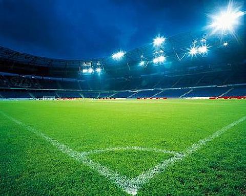 Футбольное поле фото разметка