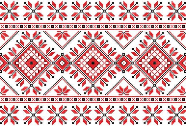 Ukrainian Christmas Decorations