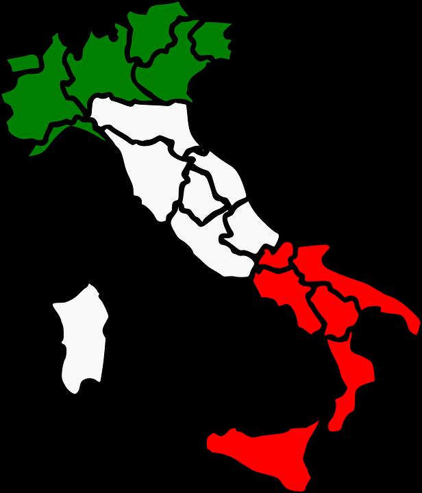 9 - Regioni italiane non bagnate dal mare ...