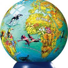 Картинки глобуса Земли для детей (14 фото)