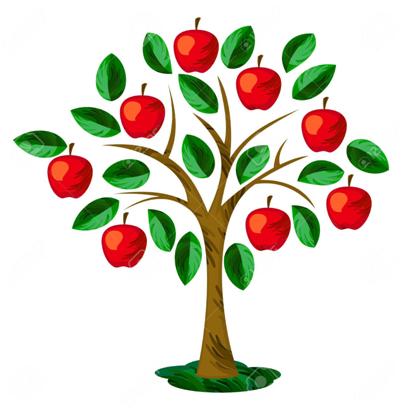 Картинки дерево ива