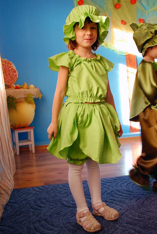 Платье капусты своими руками 53