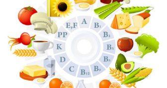 Картинки для детей витамины (12 фото)
