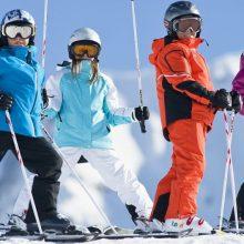 Как выбрать лыжи для ребенка — советы эксперта