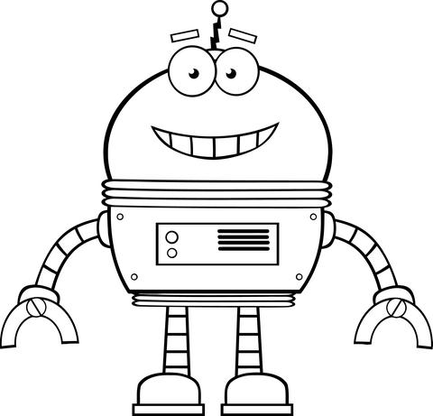 Картинки для детей роботы (35 фото) • Прикольные картинки ...