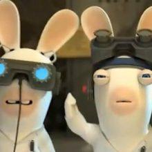 Картинки из мультфильма «Бешеные кролики» (33 фото)