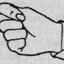 Картинка фига из пальцев (19 фото)