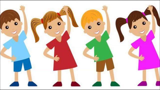 Картинки зарядка для детей (23 фото) • Прикольные картинки ... Утренняя Гимнастика