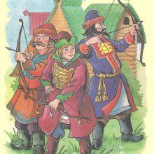 Картинки Иван-Царевич и Царевна-Лягушка (11 фото)