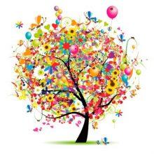 Картинки сказочное дерево (20 фото)
