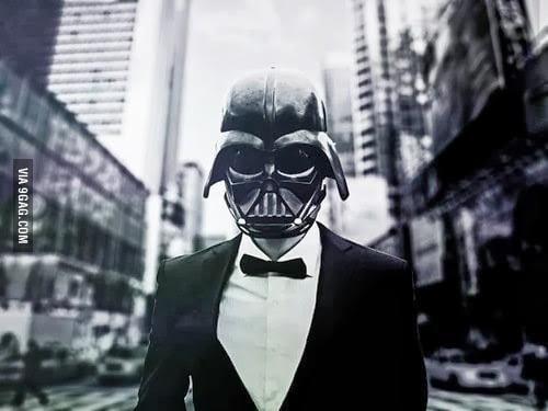 маске вейдера дарт в фото