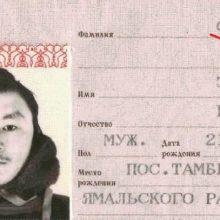 Прикольные паспорта (32 фото)
