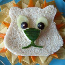 Картинки прикольных бутербродов (36 фото)
