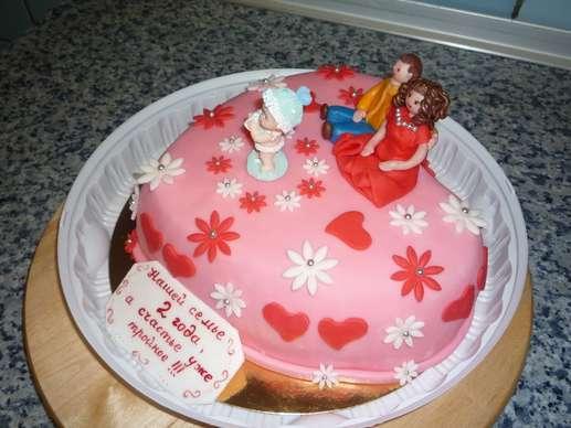 торта фото свадьбы прикольного на годовщину