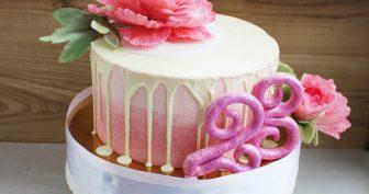 Прикольные торты на день рождения подруге (35 фото)