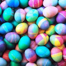 Красивые картинки пасхальных яиц (46 фото)