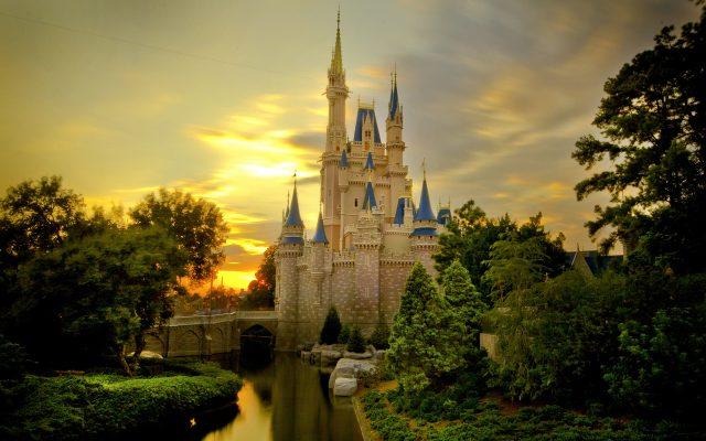 Красивые картинки замки (35 фото)