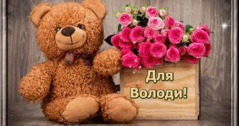 Красивые картинки С Днем Рождения Владимир (27 фото)