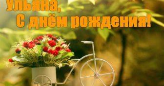 Прикольные картинки С Днем Рождения Ульяна (29 фото)