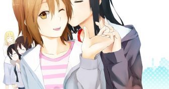 Картинки Юри аниме (30 фото)