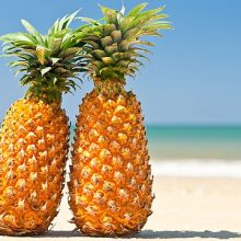 Картинки ананас (25 фото)